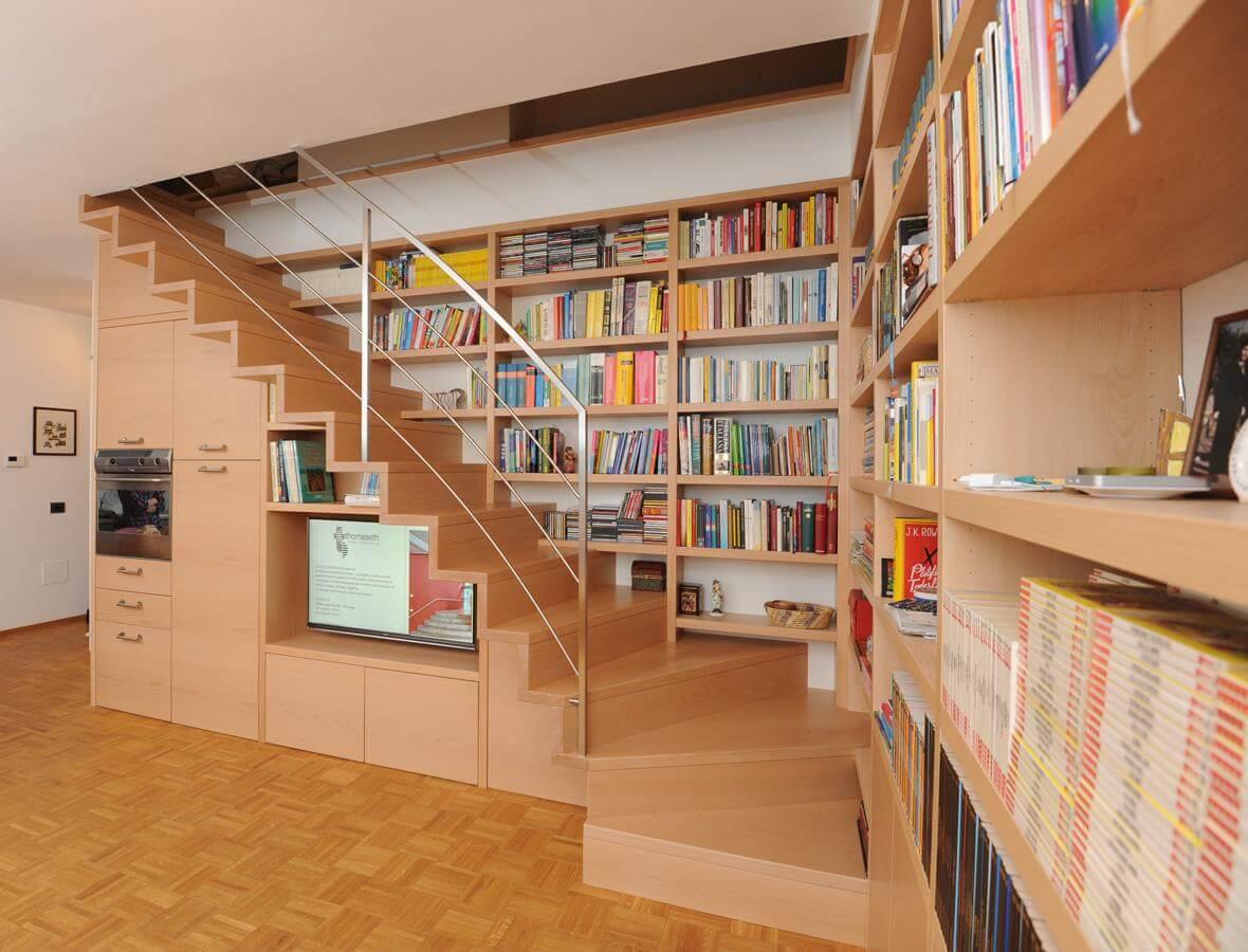Scala e cucina for Scala per libreria